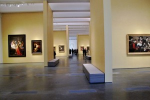 LACMA Caravaggio Exhibition 2012